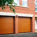 защитные ролеты на гараж фото